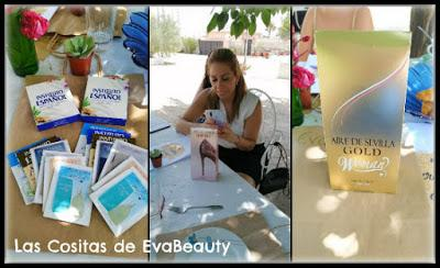Evento Blogger Alicante Mecreativeevents Instituto Español belleza instagram