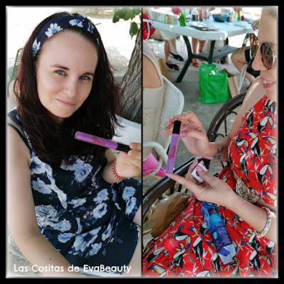 Evento blogger alicante Mecreativeevents Paraiso Eco Makeup instagram