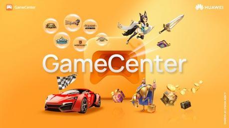 GameCenter, la plataforma de juegos de Huawei lanzado mundialmente