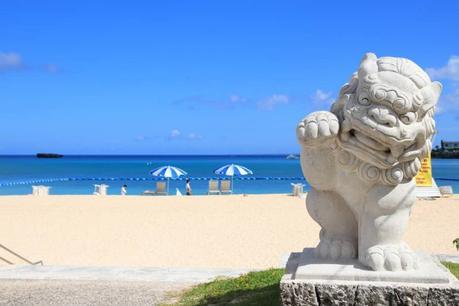 Okinawa: islas de coral y playas de azul turquesa