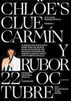Concierto de Chlöe's Clue en Sala Galileo de Madrid