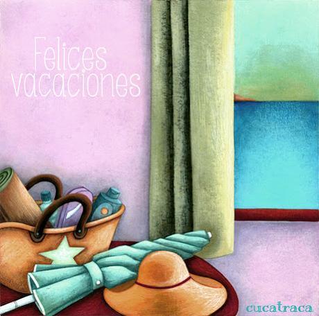 Felices vacaciones y... una reflexión