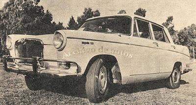 SIAM Magnette 1622 1965