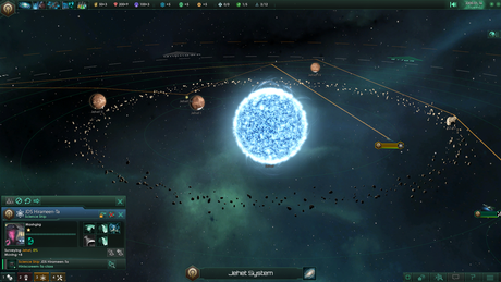 Stellaris: Console Edition has released on PS4 & Xbox One