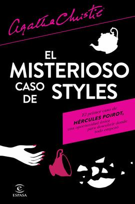 El misterioso caso de Styles, Agatha Christie