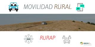 Nace la primera comunidad de Movilidad Rural: RURAP
