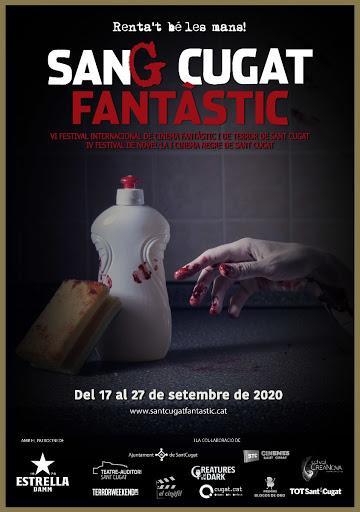 Asesinos y virus, protagonistas del Sant Cugat Fantàstic 2020