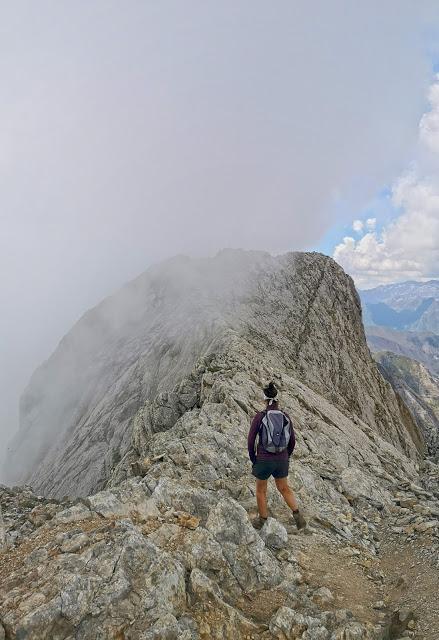 TUCA CULEBRAS Y VALLIBIERNA (Pirineo Aragonés)