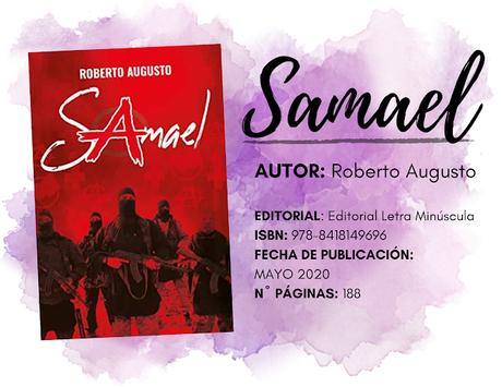 Reseña de Samael de Roberto Augusto