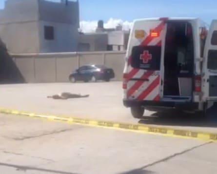 Ejecutan a policía Procesal en Matehuala ; estaba semi enterrado
