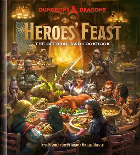 Abiertos los pre-pedidos de Heroes' Feast