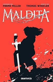 (Reseña) Maldita by Thomas Wheeler