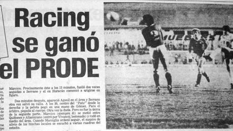 Documental PRODE Racing de Córdoba