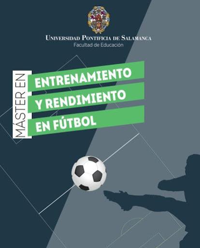 Máster de Entrenamiento y Rendimiento en Fútbol