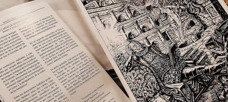 Entrevista Raúlo Cáceres, ilustrador dossier