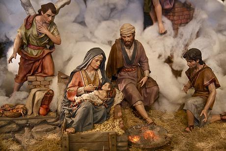 Navidad en Cáceres: Belén municipal
