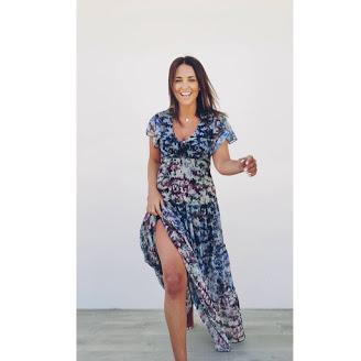 Paula Echevarría ya tiene su Best Dress Forever de Desigual