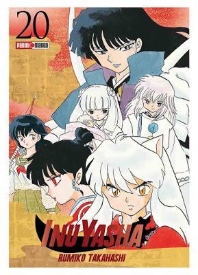 Reseña de manga: InuYasha (tomo 20)