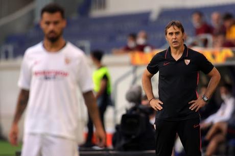 Crónica Sevilla FC 2 - Roma 0