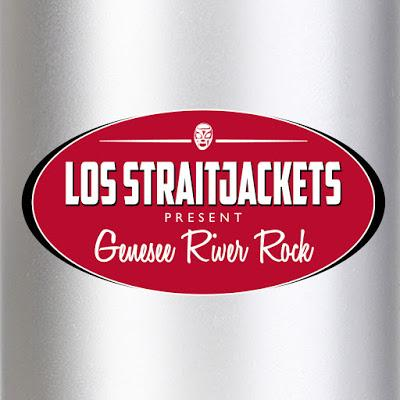 Los Straitjackets - Genesee river rock (2020)