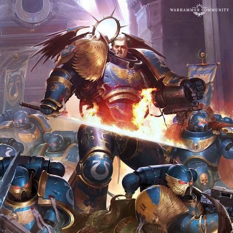 Warhammer Community: Resumen de un dia bastante completo
