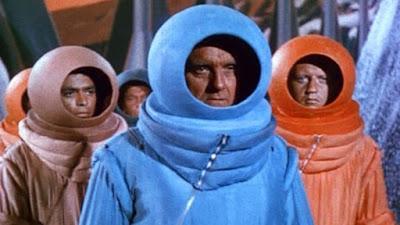 VUELO A MARTE (Flight to Mars) (USA, 1951) Ciencia Ficción