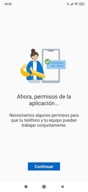 Windows 10 Aplicación  Tu Teléfono