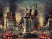 Pogromo (definición) devastación instintos (reflexión)