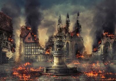 Pogromo (definición) o la devastación de los instintos (reflexión)