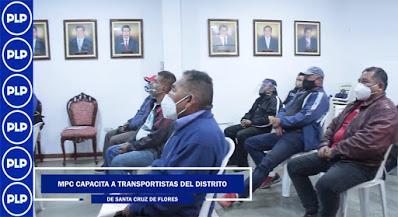 MPC CAPACITA GRATUITAMENTE A TRANSPORTISTAS…