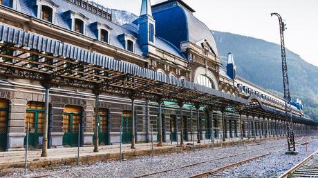 El nuevo rumbo de la estación de Canfranc