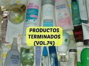 Productos Terminados (Vol.74)