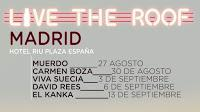 Conciertos Live the Roof Madrid 2020