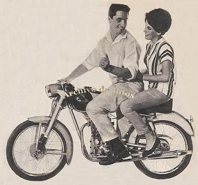 Tehuelche y Legnano, dos motocicletas de baja cilindrada