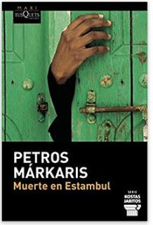 «Muerte en Estambul» de Petros Markaris