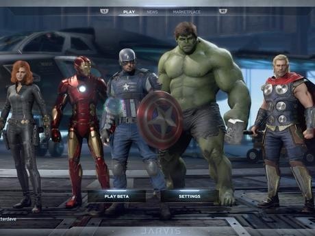 Impresiones de la beta cerrada de Marvel's Avengers
