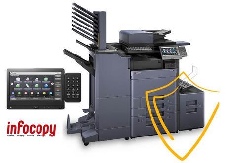 Infocopy satisface las necesidades de impresión de cualquier tipo de compañía