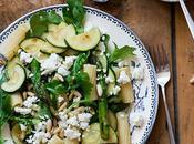 Ensalada pasta verduras