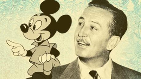 Walt Disney: Y Un Día Decidí Triunfar