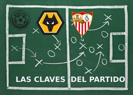 Cinco claves para que el Sevilla FC pueda de eliminar al Wolves