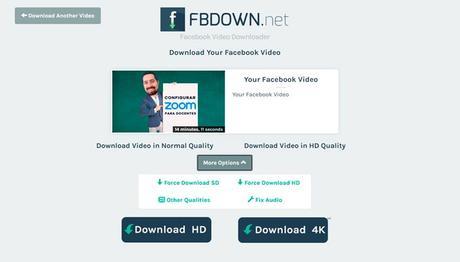 30 webs para descargar videos gratis de Redes Sociales – Tik Tok, Facebook y Youtube
