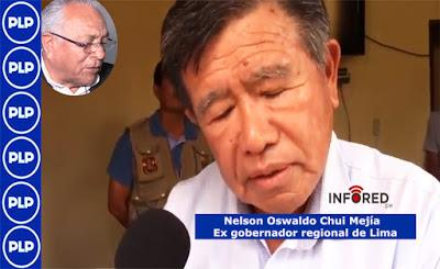 "En Lima provincias: ""NELSON CHUI"" HABLADO DE OREJAS…"