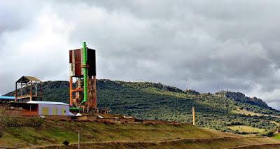 Almadén, reconocido con el distintivo 'Historical Landmark'