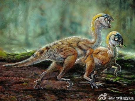 Los huevos de dinosaurio más pequeños del Mesozoico