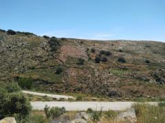 Corrales curvos en la Sierra Norte de Guadalajara