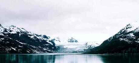 partes de un glaciar