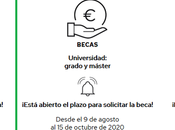 Como solicitar Becas ministerio para Bachillerato, otros cursos 2020/2021 Online