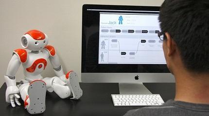 Cuatro principios de diseño de interfaces Humano-Robot