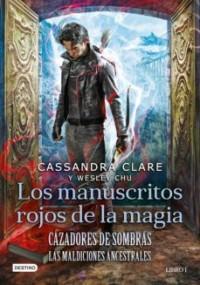 Best seller: Los manuscritos rojos de la magia-cazadores de sombras