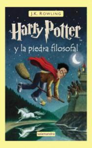Harry Potter y la piedra filosofal best seller juvenil